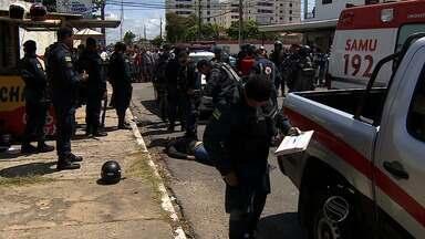 Sergipe é o 4º estado com maior número de assaltos segundo estudo - Sergipe é o 4º estado com maior número de assaltos segundo estudo.