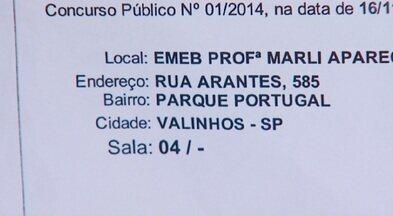 Chamada do Jornal da EPTV Campinas - 17/11/2014 - Chamada do Jornal da EPTV Campinas - 17/11/2014