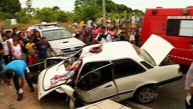 Acidente de trânsito deixa um morto, no Crato - Segundo parentes, homem estava a caminho de casa quando perdeu o controle do veículo.
