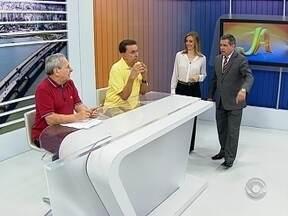 Roberto e Miguel comentam os destaques do futebol catarinense desta terça (18) - Roberto e Miguel comentam os destaques do futebol catarinense desta terça (18)