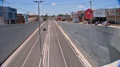 Trincheira Jurumirim é inaugurada em Cuiabá - Trincheira Jurumirim é inaugurada em Cuiabá.