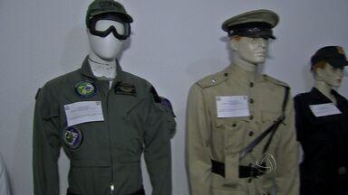 Museu abriga objetos da história da Polícia Militar em MT - Museu abriga objetos da história da Polícia Militar em MT.