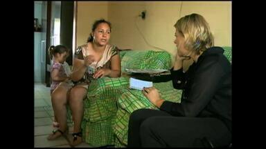 Após campanha, menina Emanuela arrecada dinheiro e terá o rim operado - Ela tem apenas um rim.