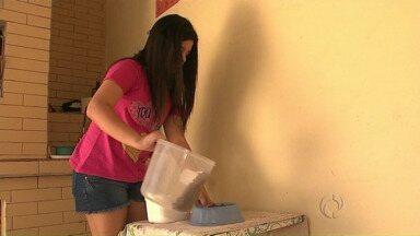 É saudável que as crianças ajudem nas tarefas de casa - O Paraná TV foi conhecer exemplos de quem até gosta de ajudar os pais e professores.