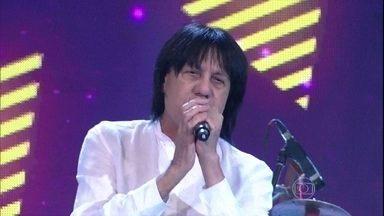 Marciano participa de programa dedicado à década de 80 - Cantor volta a cantar o grande sucesso 'Ainda ontem chorei de saudade'