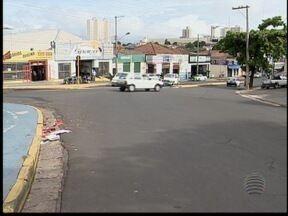 Acidente mata motociclista na 'curva da morte' - Local fica na Avenida Brasil, em Presidente Prudente.