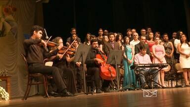 Realizada, no Teatro Arthur Azevedo, a entrega do Prêmio Fapema 2014 - Realizada, no Teatro Arthur Azevedo, a entrega do Prêmio Fapema 2014