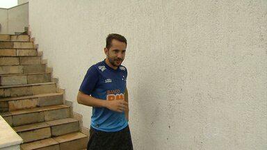 Autor do gol da conquista do Brasileiro, Éverton R. espera repetir feito na Copa do Brasil - Jogador do Cruzeiro já entrou para história do clube em apenas dois anos