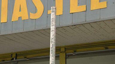 Placas de trânsito estão sendo furtadas em Campina Grande - STTP tem prejuízo que chega a 10 mil reais.