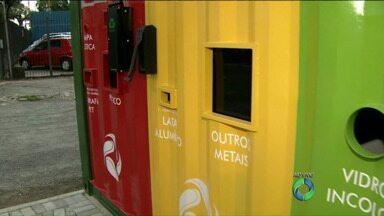 Curitiba ganha novo espaço para entrega de lixo reciclável - É a chamada Estação Sustentabilidade
