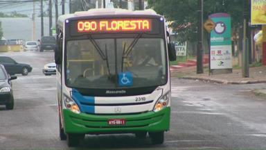 Vão ter mudanças em algumas linhas de ônibus do transporte público em Cascavel - Na região do bairro Cascavel Velho uma linha vai ser extinta.
