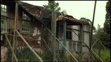 Fazenda do período colonial será restaurada em Barbacena - Casarão já serviu de residência o inconfidente Manuel RodriguesDepois de pronto, o espaço deve abrigar um museu.