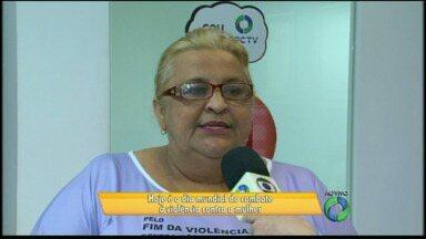 Hoje é dia de combate à violência contra a mulher - Em Umuarama, estão programadas várias ações de conscientização para acabar com casos de violência doméstica.