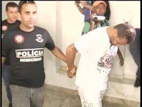 Suspeito de espancar e matar menor de 15 anos é preso em Valadares - Corpo foi encontrado na manhã de 11 de agosto, próximo ao distrito de Pontal.