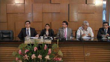 Justiça afasta prefeito, primeira-dama e secretários de Madalena suspeitos de fraude - Eles são investigados por fraude em licitações no valor de R$ 6,9 milhões.