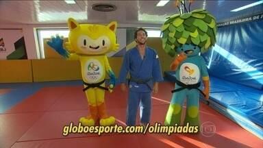 Ajude a escolher os nomes dos mascotes das Olimpíadas e Paralímpiadas do Rio em 2016 - As opções são: Oba e Eba, Tibatuque e Esquindim, e Vinicius e Tom.