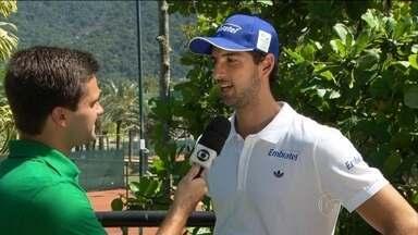 Segunda edição do Rio Open de tênis conta com principais tenistas brasileiros - Thomaz Bellucci e Teliana Pereira disputarão o torneio que teve sua primeira edição em 2014. No masculino, o atual campeão Rafael Nadal defenderá o título.