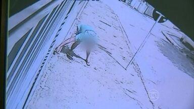 Polícia localiza suspeito de envenenar cães e gatos em rua de Sorocaba (SP) - Segundo os moradores, pelo menos dez cães e gatos foram envenenados na mesma rua num prazo de seis meses. O homem flagrado nas imagens de câmera de segurança deve ser ouvido nesta quarta-feira (3).