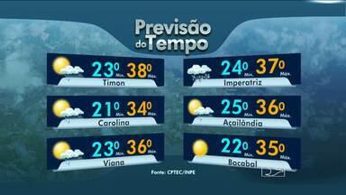 Veja como fica a previsão do tempo para esta quarta-feira (3) - Veja como fica a previsão do tempo para esta quarta-feira (3)