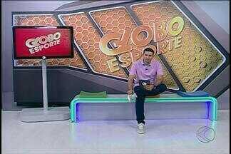 Globo Esporte - TV Integração - 3/12/2014 - Veja as notícias do esporte do programa regional da TV Integração