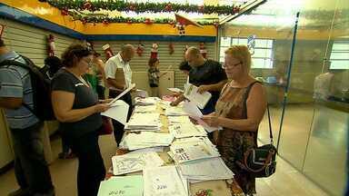 Campanha Papai Noel dos Correios termina nesta sexta-feira - Em Minas Gerais, quase metade das cartinhas encaminhadas aos Correios ainda não foi apadrinhada.