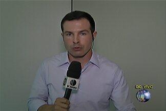 Morador de rua reconhece suspeito de matar seis pessoas - Ele reconheceu o homem após matéria do Diário TV 1º edição.