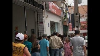 Homens são presos após tentar roubar banco no Agreste de Pernambuco - Investida ocorreu em Bezerros.