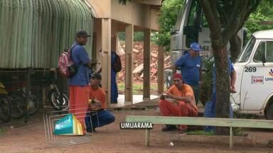 Veja as principais notícias do estado desta quarta-feira - Em Umuarama, motoristas de caminhões de lixo estão em greve