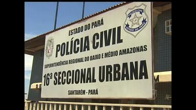 Homem procurado pela polícia de Porto Velho é preso em Santarém - Prisão aconteceu no final da manhã desta quarta-feira (3). Suspeito era procurado por roubo qualificado.