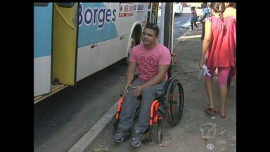 Em Santarém, poucos ônibus são adequados para acessibilidade aos deficientes físicos - O prazo para que as empresas de ônibus, em todo o Brasil, tornem frota acessível aos deficientes físicos terminou nesta quarta-feira (3).