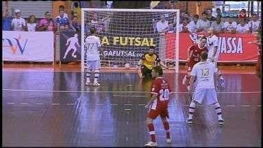 Orlândia enfrenta o Sorocaba na final da Liga Futsal - Partida acontece na próxima segunda-feira (8) em Uberlândia (MG).