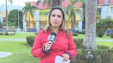 Bom Dia Amazônia traz informações sobre um trecho da BR-364 sentido Acre - Kêyla Xavier está no centro da cidade e tem mais informações sobre o assunto.