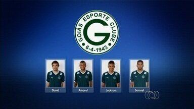 Confira os principais assuntos do Globo Esporte - No Goiás, 12 jogadores ficam sem contrato ao final da temporada.