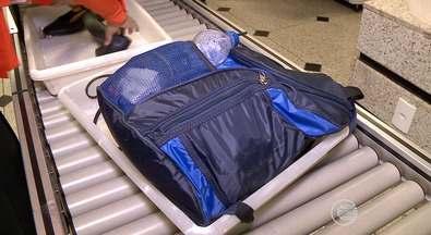 Confira o que é proibido e permitido levar na bagagem de mão em aviões - Confira o que é proibido e permitido levar na bagagem de mão em aviões