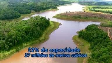Bairros do Grande Recife terão novo calendário de abastecimento de água - Medidas se devem ao baixo nível da água na barragem de Botafogo, em Igarassu.