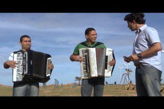 Timbó bate um papo com o sanfoneiroTargino Gondin - Targino conta sobre o lançamento do seu mais novo CD com canções religiosas.