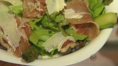 Veja como preparar uma salada especial para o fim de ano - Veja como preparar uma salada especial para o fim de ano