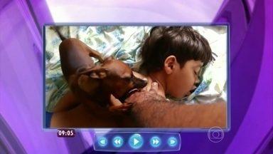 Assista ao vídeo do menino que não acorda de jeito nenhum! - Ana Maria conversou ao vivo com o pai de João