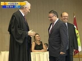 Candidatos eleitos em Santa Catarina são diplomados pelo TRE-SC - Candidatos eleitos em Santa Catarina são diplomados pelo TRE-SC