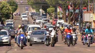 Sistema de estacionamento passa por mudança em Rondonópolis - Sistema de estacionamento passa por mudança em Rondonópolis