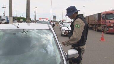 Operação Integrada Rodoviva é realizada pela Polícia Rodoviária de Vilhena - Fiscalização será feita ao longo das rodovias de todo o estado.