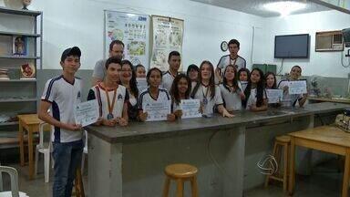 Alunos de Rondonópolis se destacam em Olimpíadas de Química - Alunos de Rondonópolis se destacam em Olimpíadas de Química