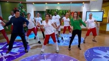 Dança melhora o humor em todas as fases da vida da mulher - A variação hormonal da mulher influencia o humor e o aumento da endorfina, proporcionado, dá mais disposição. O exercício físico também previne doenças degenerativas.
