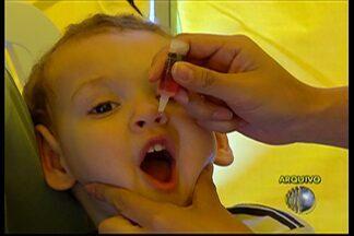 Mogi das Cruzes, Suzano e Ferraz de Vasconcelos estendem campanha de vacinação - Campanha será prorrogada até o final do mês de dezembro para imunizar mais crianças contra o sarampo e a paralisia infantil.
