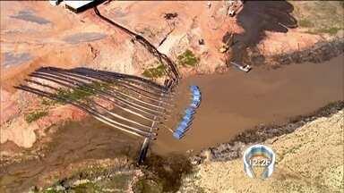 Governo do estado anuncia medidas para enfrentar a crise hídrica - A partir de janeiro, a conta pode ficar mais cara para quem não economizar água na grande São Paulo e na região bragantina.