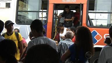 Polícia alerta para arrastões em ônibus que são comuns no fim do ano - A Polícia alerta para os usuários do transporte público para as famosas 'varreduras que ocorrem no fim de ano.