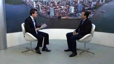 Série 'Deputados' entrevista André Moura (PSC) - A série deputados recebeu o deputado eleito André Moura (PSC).