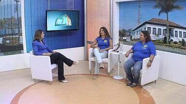 Maria Elisa faz balanço da temporada em entrevista no RJTV - Ao lado da treinadora, Letícia Pessoa, ela falou sobre o Prêmio Brasil Olímpico como melhor dupla de vôlei de praia, ao lado da Juliana, e do título do Circuito Mundial.