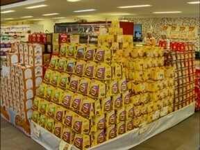 Preços dos itens da ceia estão mais altos neste ano - Oito produtos usados na ceia podem variar até 120% no preço dos itens