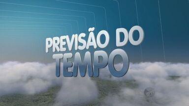 Domingo será de sol na região de Campinas, SP - Meteorologia prevê pancadas de chuva no período da tarde deste domingo (28).